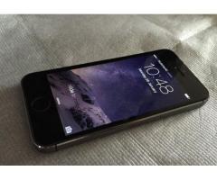 Vand iPhone 5S 16Gb spacegray neverlock