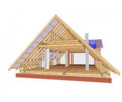 Case din lemn, terase, foisoare, sarpante