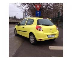 Vand Renault Clio 3 DCI facelift EURO 5 inmatriculat