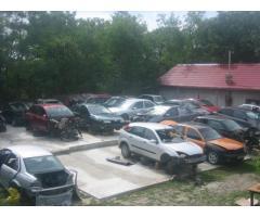 Parc dezmembrari autoturisme