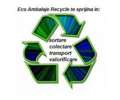 Colectare si reciclare deseuri ambalaje de sticla