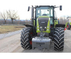 Tractor Claas Axion 840 Cebis - An fabricatie 2012