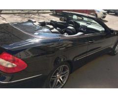 Mercedes CLK 350 Cabrio