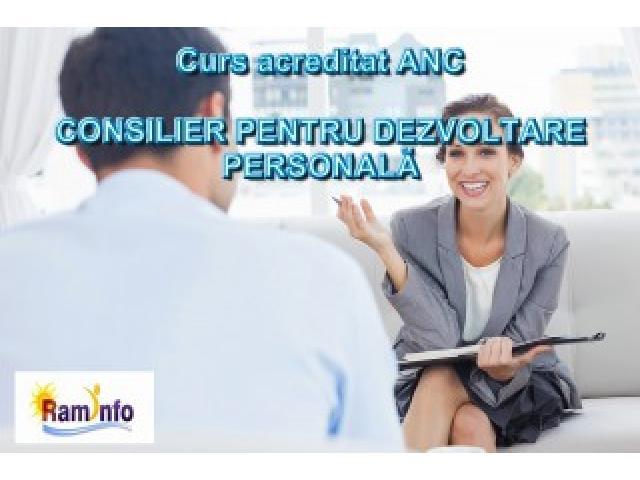 CONSILIER PENTRU DEZVOLTARE PERSONALA - 1/4