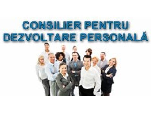 CONSILIER PENTRU DEZVOLTARE PERSONALA - 3/4