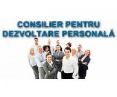 CONSILIER PENTRU DEZVOLTARE PERSONALA