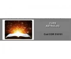 CURS ASTROLOG - autorizat ANC