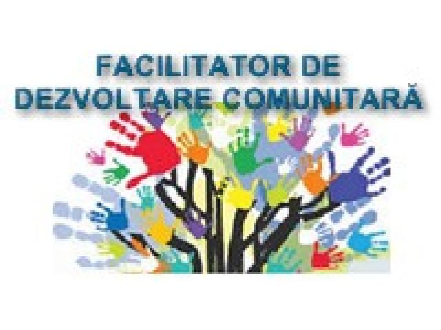 Curs FACILITATOR DEZVOTARE COMUNITARA - autorizat ANC - 3/4