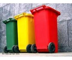 Colectare, transport, reciclare/eliminare deseuri