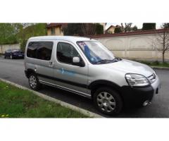 Peugeot Partner (echipare FULL OPTION pentru PARTNER)