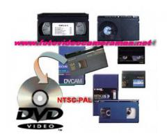 MONTAJ VIDEO, COPIERI CASETE, TRANSCODARI NTSC/PAL - Poza 1/2