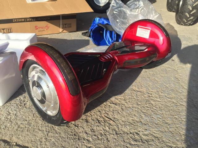 Hoverboard Mover XL SegWay - 2/4