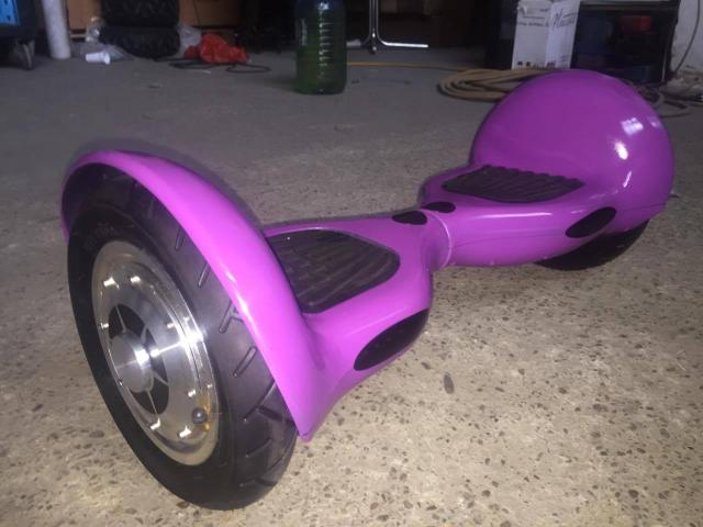 Hoverboard Mover XL SegWay - 4/4