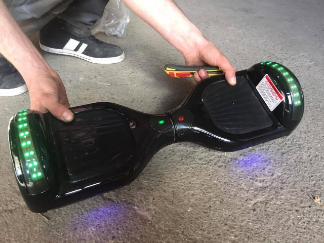 Hoverboard Mover S8 SegWay - 1/3