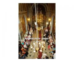 Servicii de filmari si fotografii pentru botezul dvs