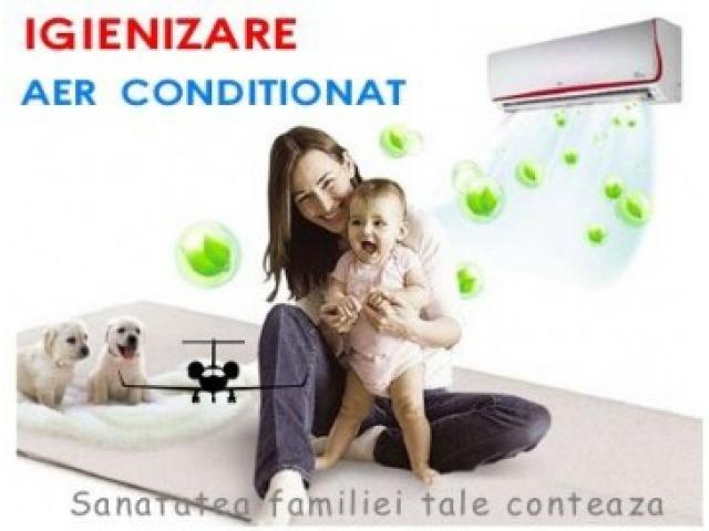 Igienizare aer conditionat-curatare - 1/1