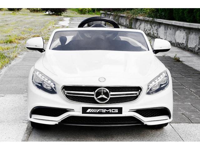 Mercedes s63 AMG 2x 35W - 2/4