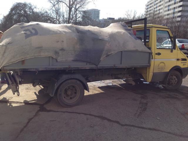 transport moloz Cluj,debarasare mobila veche - 1/5