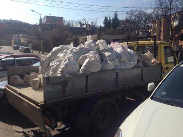 transport moloz Cluj,debarasare mobila veche - 3/5