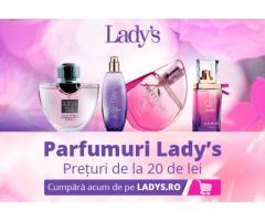 Descopera noua gama de parfumuri Shirley May!