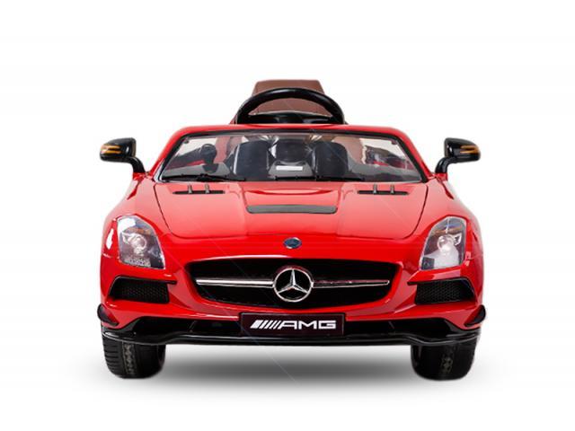 Mercedes Benz SLS AMG - 1/5