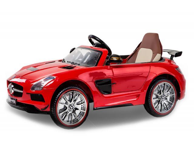 Mercedes Benz SLS AMG - 2/5