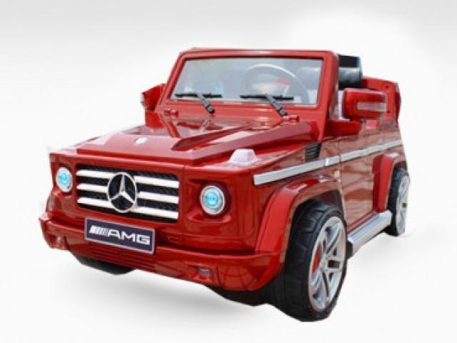 Mercedes G55 2x 35W - 3/3