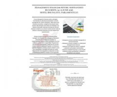 Curs Management Financiar pentru Nefinantisti