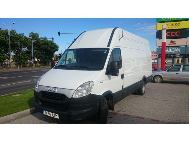 Vand Iveco Daily Maxi - 1/5