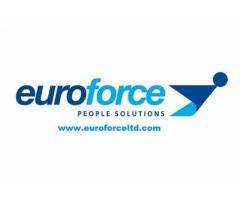 Euroforce (Anglia) angajeaza soferi