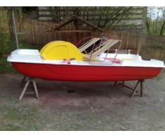 Vand barca hidrobicicleta