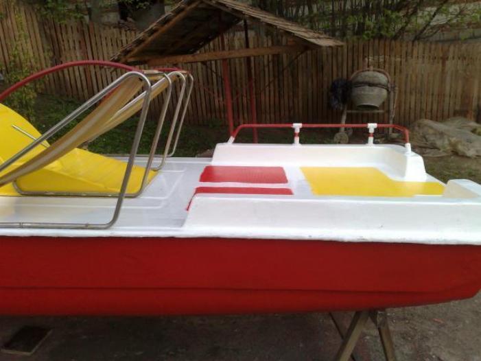 Vand barca hidrobicicleta - 2/5