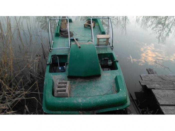 Vand barca hidrobicicleta - 4/5