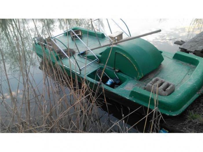 Vand barca hidrobicicleta - 5/5