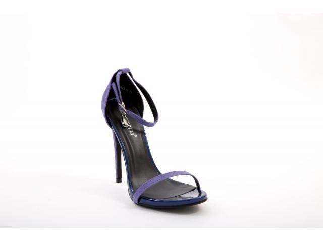 Sandale dama Olbia bleumarin - 1/1