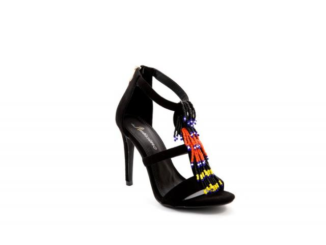 Sandale dama Angers negre - 1/1