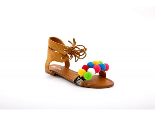 Sandale dama Girona maro - 1/1
