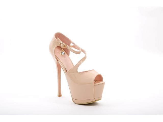 Sandale dama Dallas nude - 1/1