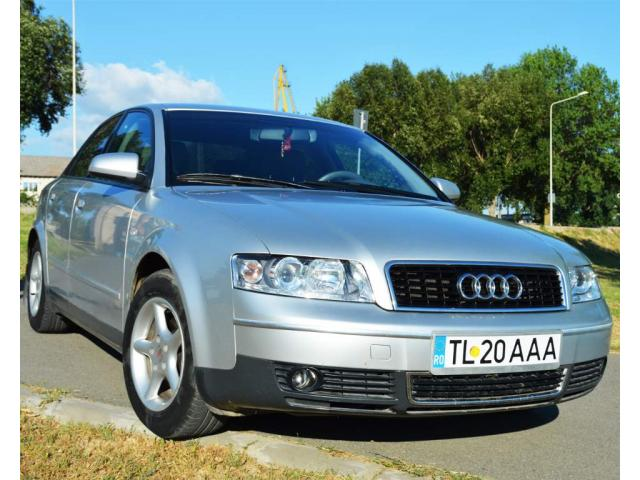Audi A4 din 2002, motor 1.6 benzina - 1/1