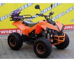 ATV 125cc Renegade Casca Cadou 2x4