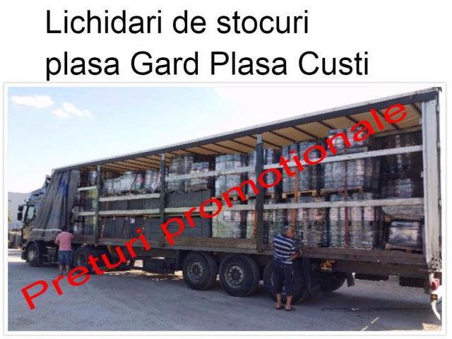 Plasa gard Lichidari stocuri - 1/1
