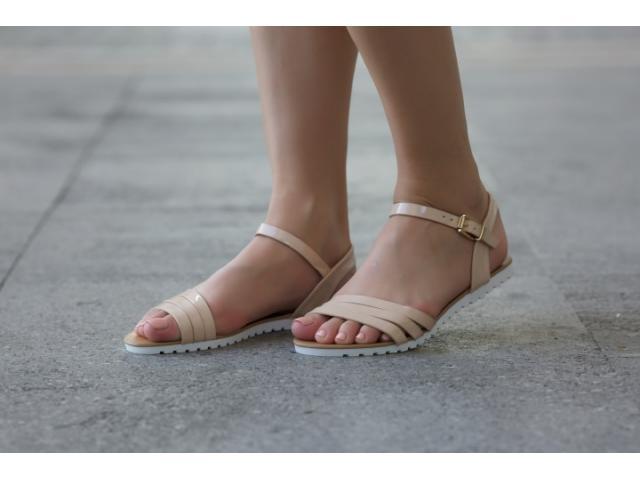 Sandale dama Preston nude - 1/1