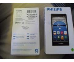Philips S396 8GB Dual Sim 4G Black