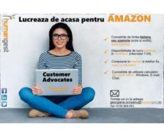 Amazon Customer Advisor