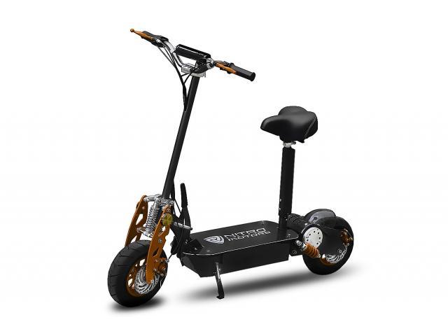 250W biciclete electrice E-GO - 1/2