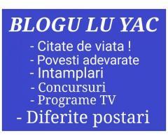 BLOGU LU YAC          .