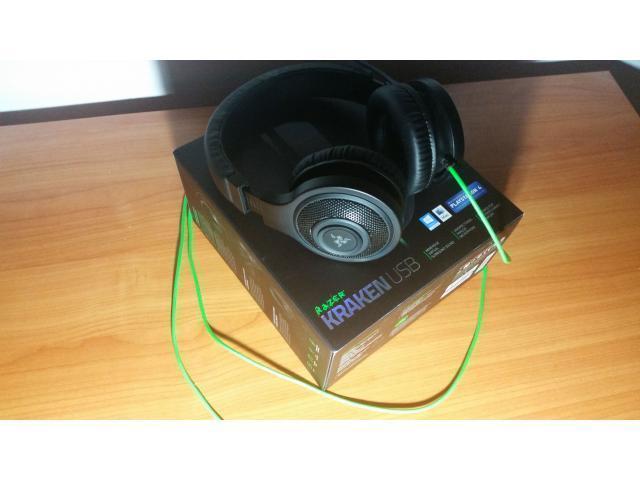 Razer KRAKEN USB - 7.1 surround - 1/5