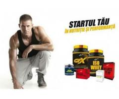 Suplimente nutritive si proteine Pro Nutrition