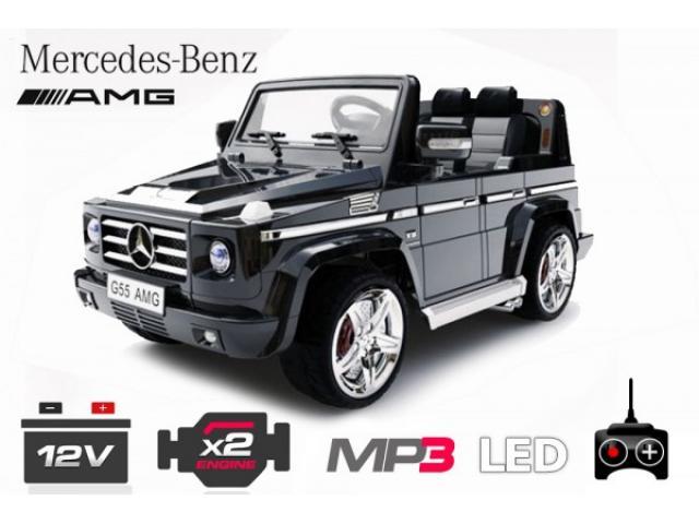 Mercedes G55 2x 35W - 1/3