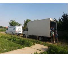 Transport Marfa,Mobila,Bagaje,Aparate uz casnic,etc